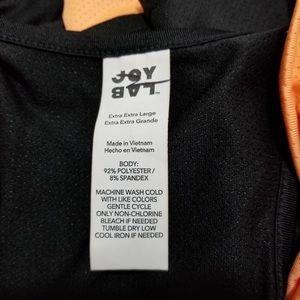 Joy Lab Tops - 5/$20 Joy Lab double layered racerback tank